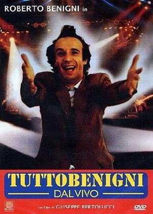 Roberto Benigni - Tuttobenigni - Dal vivo - Live