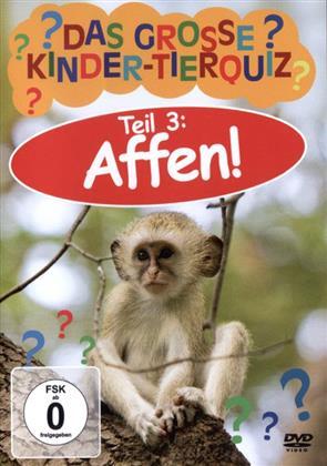 Das Grosse Kinder-Tierquiz 3 - Affen