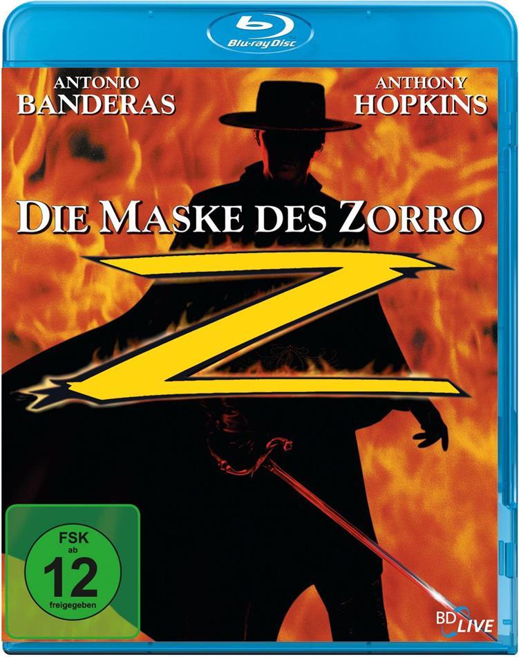 Die Maske des Zorro (1998)