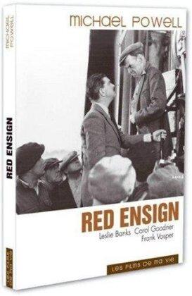 Red ensign - Le pavillon rouge (1934) (Collection Les films de ma vie, s/w)
