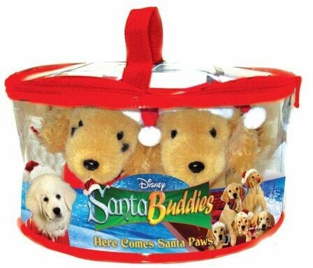 Santa Buddies - (Special Edition with 5 Collectible Plush Buddies) (2009)