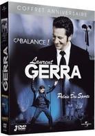 Laurent Gerra - Au Palais des sports / Ça balance (3 DVD)