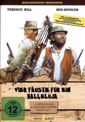 Vier Fäuste für ein Halleluja (1971) (Neuauflage, Remastered)