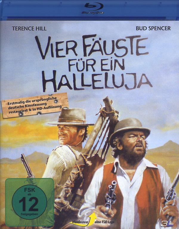 Vier Fäuste für ein Halleluja (1971) (Remastered)