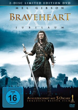 Braveheart (1995) (Limited Edition, 2 DVDs)