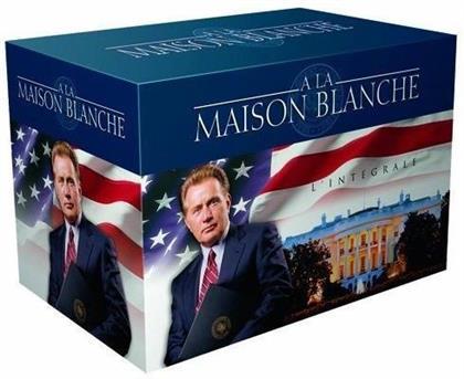 A la maison blanche - Saisons 1-7 (Limited Edition, 42 DVDs)