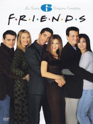 Friends - Stagione 6 (Nuova Edizione, 5 DVD)