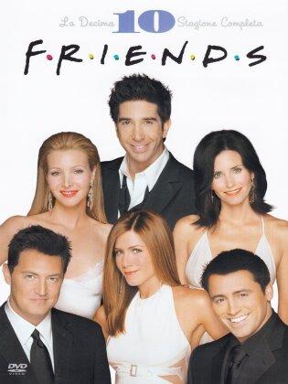 Friends - Stagione 10 (Nuova Edizione, 5 DVD)