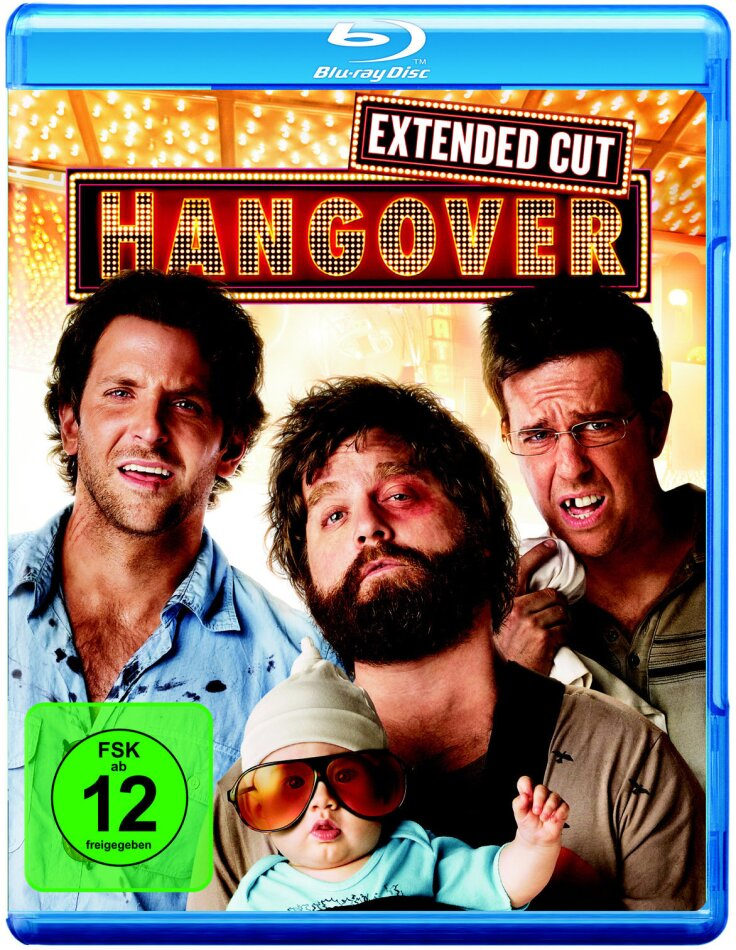 Hangover (2009) (Extended Cut)