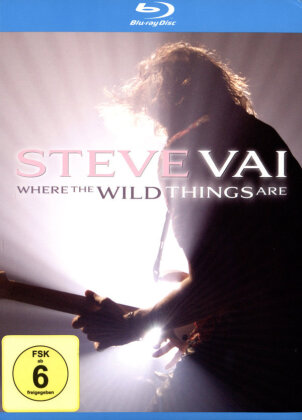 Steve Vai - Where the wild things are (2 Blu-ray)