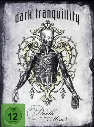 Dark Tranquillity - Where death is most alive (Limited Edition, 2 DVDs + 2 CDs)