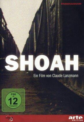 Shoah (1985) (Arte Edition, Studienausgabe, 4 DVDs)