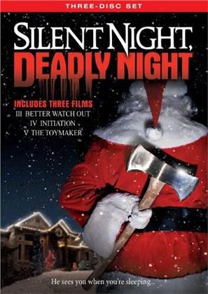 Silent Night, Deadly Night - (Triple Feature 3 DVD) (3 DVDs)