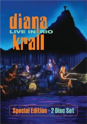 Diana Krall - Live in Rio (Special Edition, 2 DVDs)