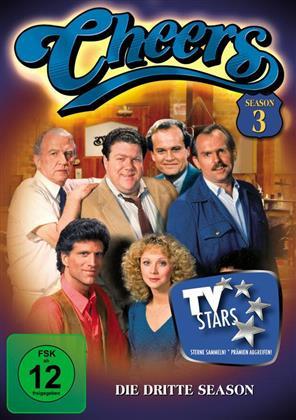 Cheers - Staffel 3 (4 DVDs)
