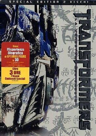 Transformers 2 - La vendetta del caduto (2009) (Steelbook, 2 DVDs)