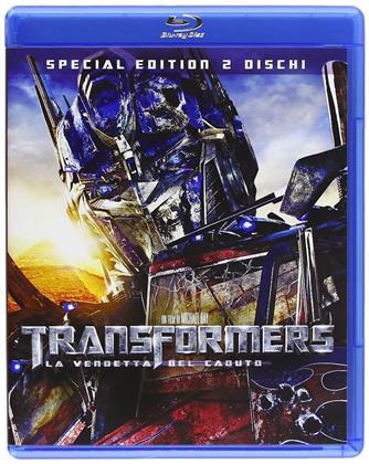 Transformers 2 - La vendetta del caduto (2009) (Edizione Speciale, 2 Blu-ray)