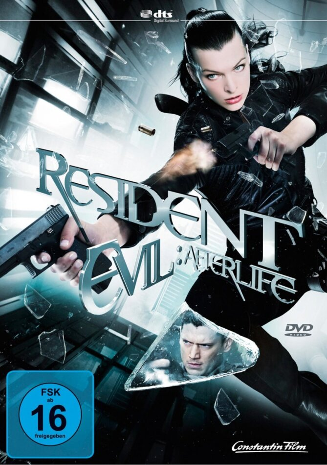 Resident Evil 4 - Afterlife (2010)