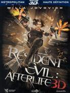 Resident Evil 4 - Afterlife (2010) (Steelbook)