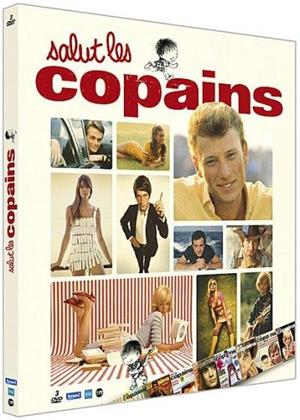 Various Artists - Salut les Copains (Box, Limited Collector's Edition, 3 DVDs)