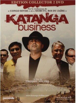 Katanga business (Collector's Edition, 2 DVDs)