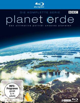 Planet Erde - Die komplette Serie (2006) (BBC, 5 Blu-rays)
