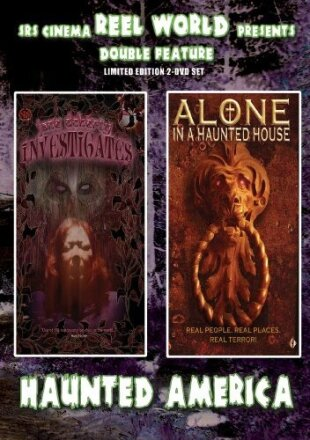 Haunted America Double Feature (Limited Edition, 2 DVDs)