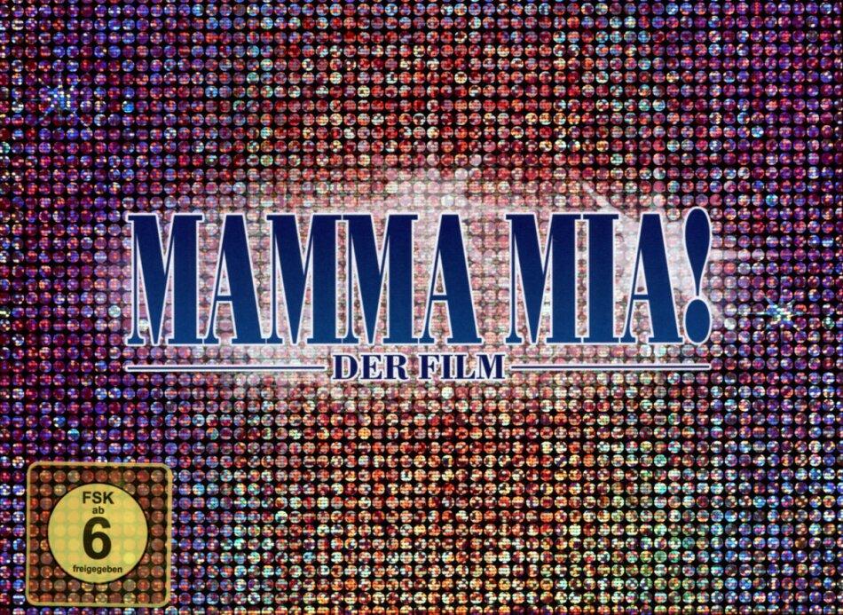Mamma mia! - Geschenkset (2008) (2 DVDs)