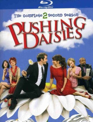 Pushing Daisies - Season 2 (2 Blu-rays)