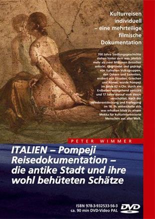 Italien - Pompeji - Reisedokumentation