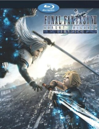 Final Fantasy VII - Advent Children (Unrated)