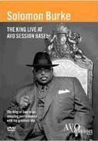 Burke Solomon - The King Live at the AVO Session Basel