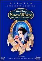 Snow White and the Seven Dwarfs (1937) (Special Edition, DVD + Buch)