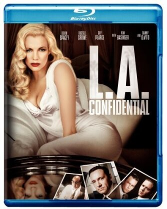 L.A. Confidential (1997) (Remastered, 2 Blu-rays)