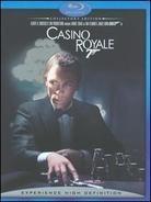 James Bond: Casino Royale (2006) (Collector's Edition, 2 Blu-ray)