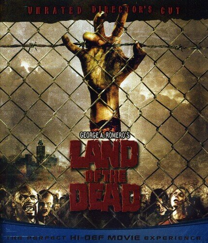 Land of the dead (2005) (Director's Cut, Unrated)