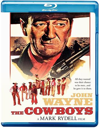 The Cowboys (1972) (Remastered)