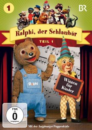 Augsburger Puppenkiste - Ralphi, der Schlaubär Teil 1