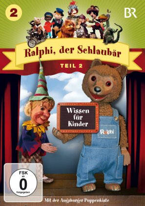 Augsburger Puppenkiste - Ralphi, der Schlaubär Teil 2