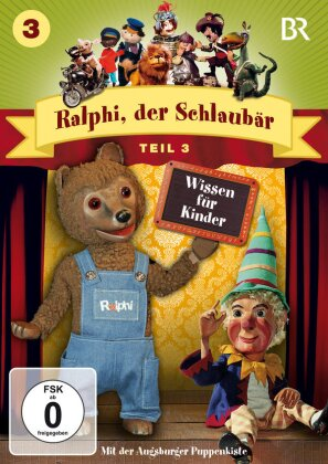 Augsburger Puppenkiste - Ralphi, der Schlaubär Teil 3