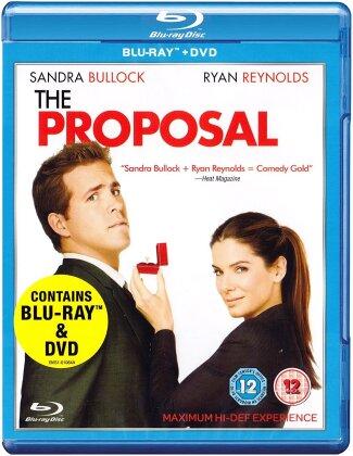 The Proposal (2009) (Blu-ray + DVD)