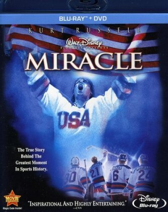 Miracle (2004) (Blu-ray + DVD)