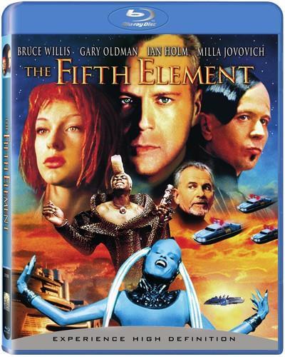 The Fifth Element (1997) (Versione Rimasterizzata)