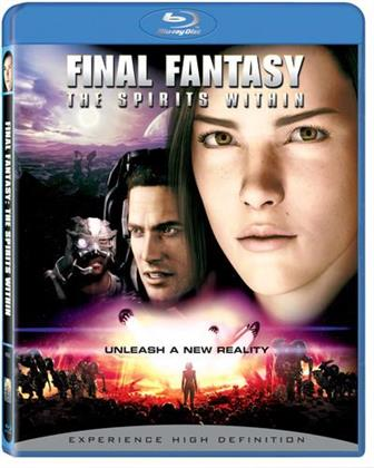 Final Fantasy - The Spirits Within (2001) (Widescreen)