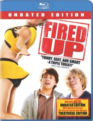 Fired Up! (2009) (Unrated)