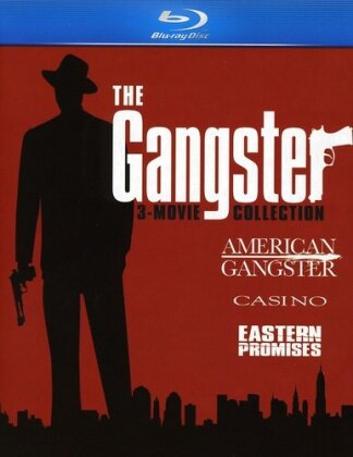 The Gangster 3-Movie Collection (Gift Set, 3 Blu-rays)