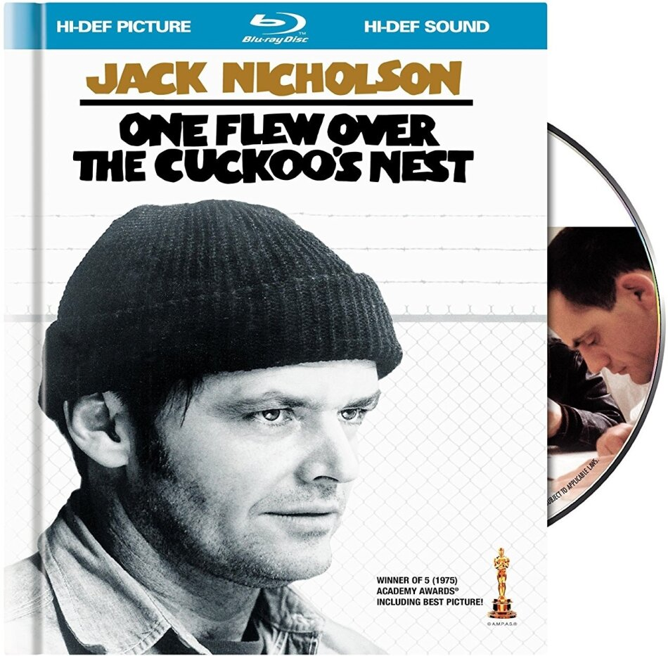 One flew over the cuckoo's nest (1975) (Edizione Speciale)