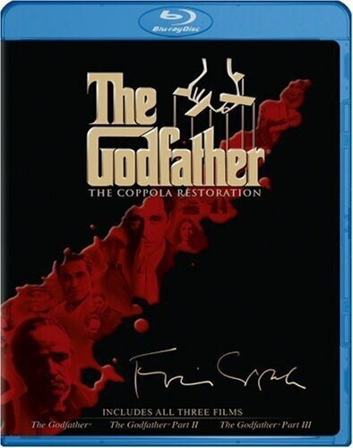 The Godfather Collection - The Coppola Restoration (4 Blu-rays)