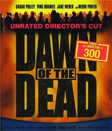 Dawn of the Dead (2004) (Director's Cut, Unrated)