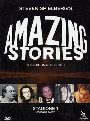 Amazing stories - Storie incredibili - Stagione 1.2 (3 DVDs)